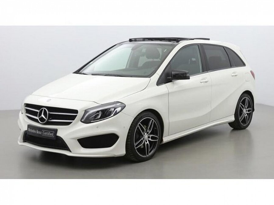 MERCEDES CLASSE B W246 200 CDI BlueEfficiency 136ch Fascination 7G-DCT monospace occasion - 21 490 €, 66 477 km