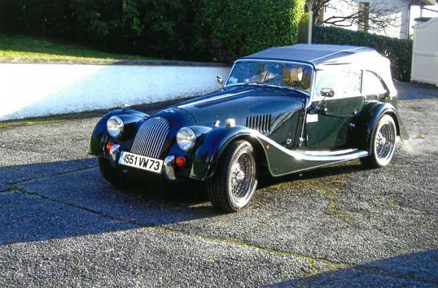MORGAN FOUR SEATER Plus 4 2.0 cabriolet occasion - 65 000 €, 36 000 km
