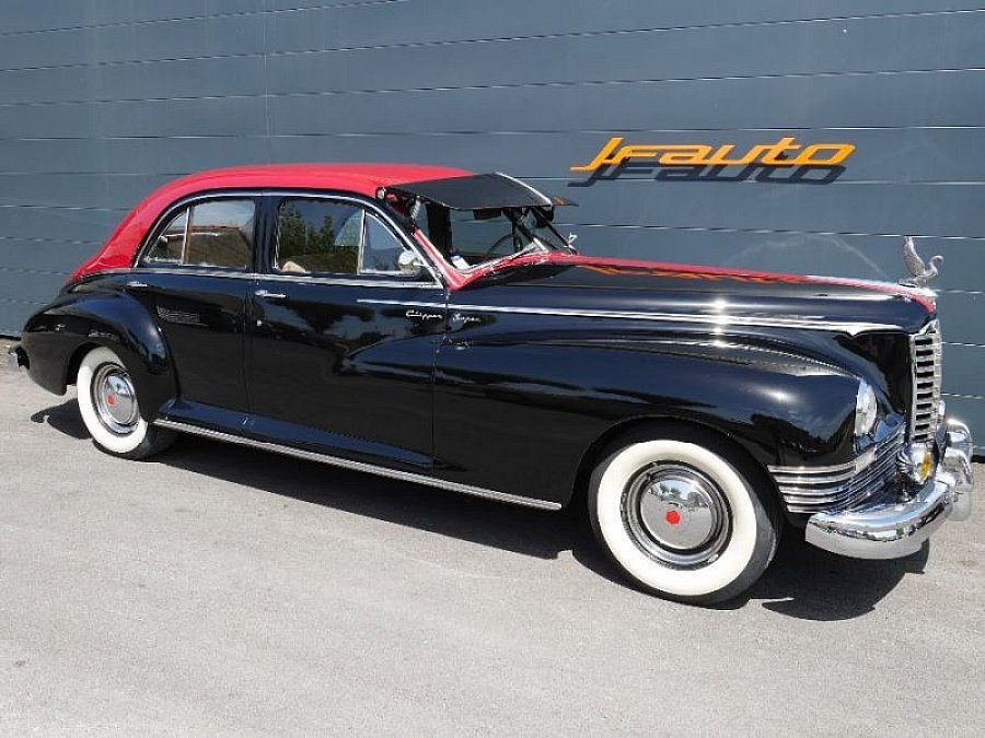 PACKARD CLIPPER berline Noir occasion - 15 000 €, 73 001 km