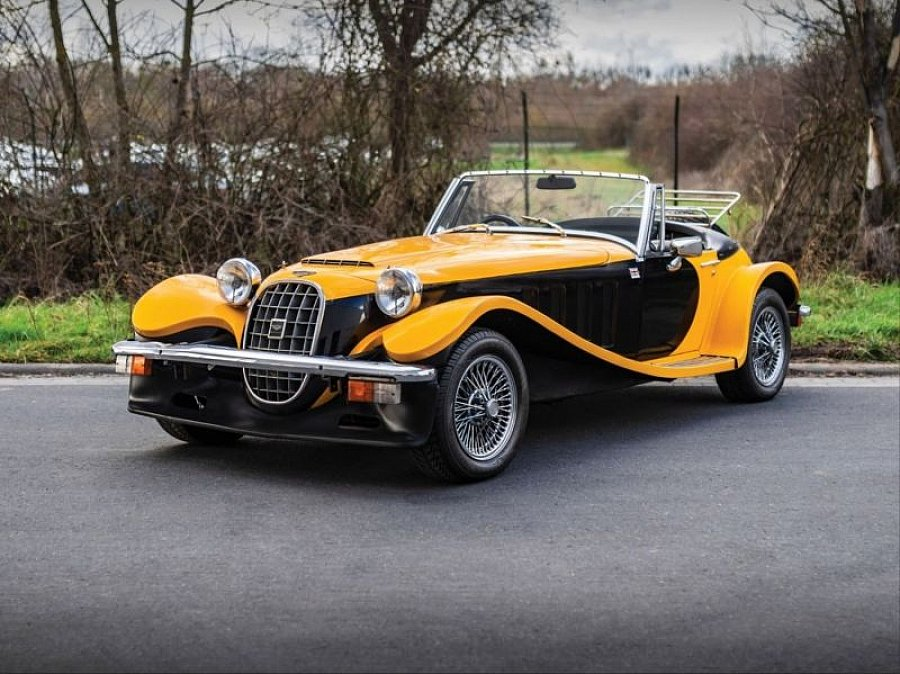 PANTHER LIMA MK1 cabriolet Jaune occasion - 12 600 €, 56 735 km