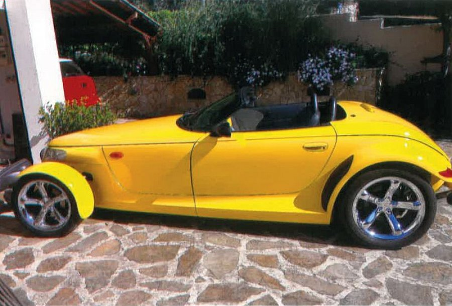 PLYMOUTH PROWLER V6 3.5 cabriolet occasion - 39 000 €, 82 000 km