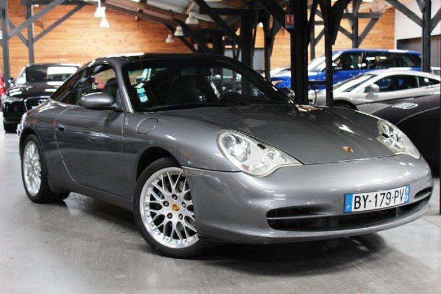 porsche 911 996 coup gris fonc occasion 29 900 137 900 km vente de voiture d 39 occasion. Black Bedroom Furniture Sets. Home Design Ideas
