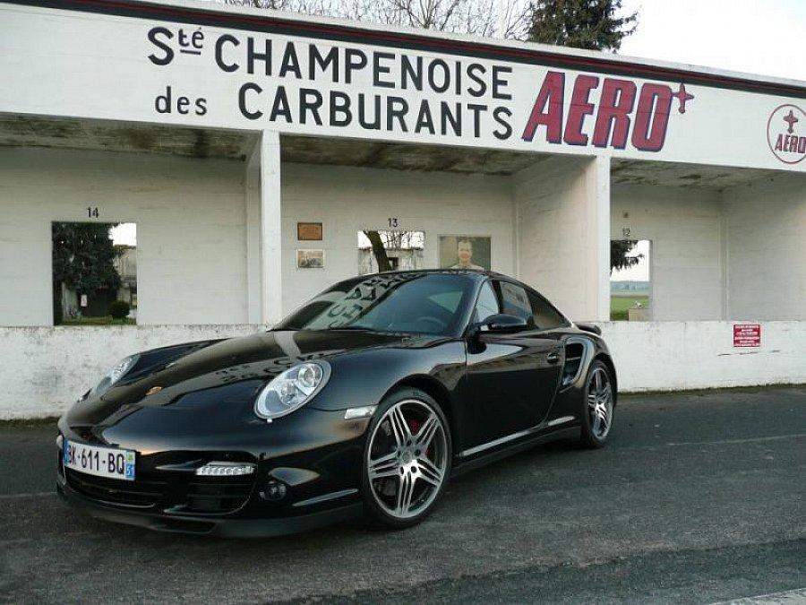 porsche 911 997 turbo 480 ch coup noir occasion 71 500 86 500 km vente de voiture. Black Bedroom Furniture Sets. Home Design Ideas