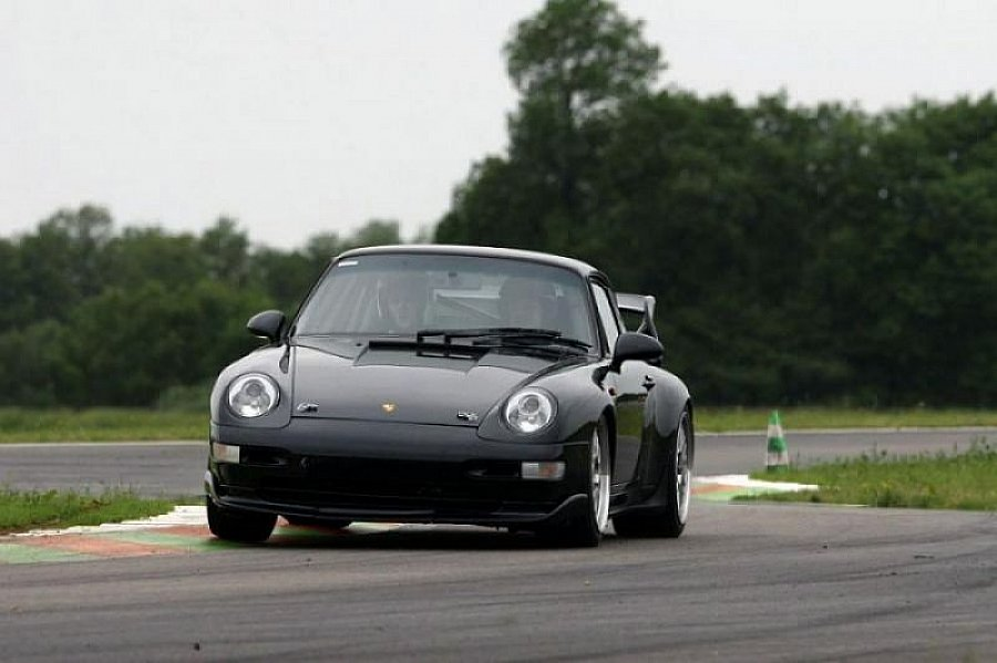 PORSCHE 911 993 Carrera RS Club Sport coupé Noir occasion - 280 000 €, 171 000 km