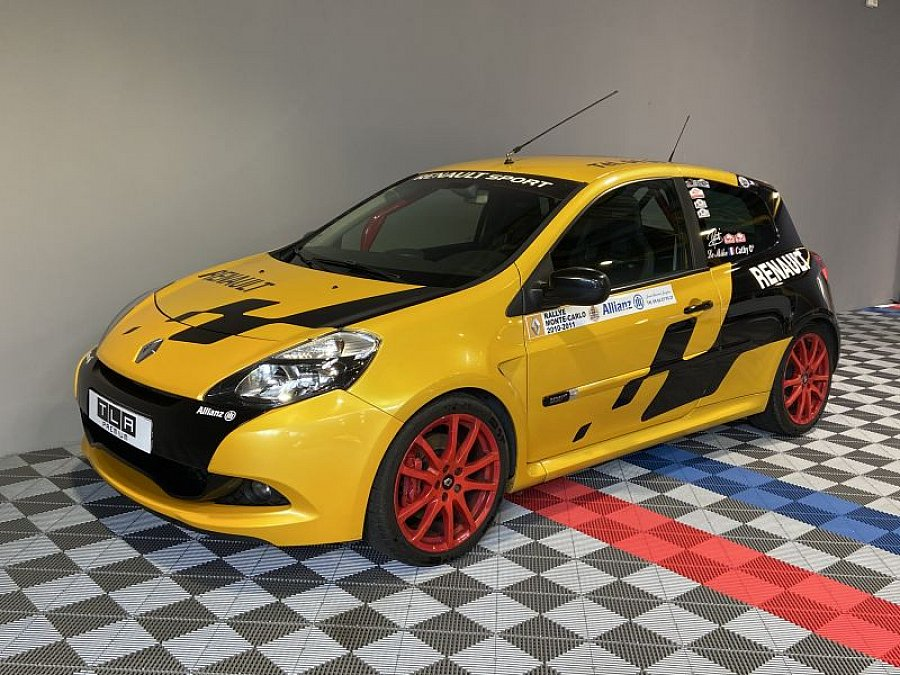 RENAULT CLIO III RS Cup 203ch compétition occasion - 25 000 €, 74 600 km
