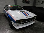 ALFA ROMEO ALFETTA GTV 2.5 V6 EX PRODUCTION compétition Blanc occasion