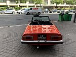 ALFA ROMEO SPIDER 1750 Veloce cabriolet Rouge occasion - 37 900 €, 47 000 km