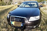 AUDI A6 AVANT C6 3.0 TDI V6 233 Ambition Luxe break Noir