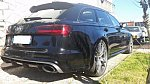 AUDI RS6 C7 Avant performance V8 605 ch break Noir