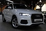 AUDI Q3 I 2.0 TDI 150 clean diesel ULTRA AMBITION LUXE Blanc