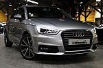 AUDI A1 Typ 8X 1.0 TFSI 95 ch ULTRA AMBITION LUXE berline Gris