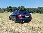 AUDI RS6 C5 Avant 4.2 V8 Quattro 450ch break Bleu occasion