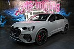 AUDI RS Q3 2.5 TFSI 400 ch berline occasion