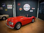 AUSTIN HEALEY 3000 Mk1 BT7 cabriolet Rouge