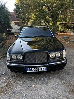 BENTLEY ARNAGE Pack LeMans Series berline Noir