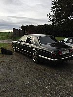 BENTLEY ARNAGE Le Mans berline Vert occasion - 30 000 €, 102 000 km