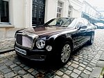 BENTLEY MULSANNE V8 berline Cuivre