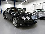 BENTLEY CONTINENTAL GT I W12 coupé Noir