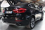 BMW X6 F16 LOUNGE PLUS 4x4 Noir occasion - 47 800 €, 51 900 km
