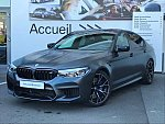 BMW M5 F90 Competition 625 ch berline occasion