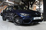 BMW M3 F30 Berline PACK COMPETITION berline Bleu