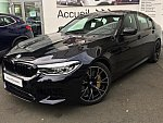 BMW M5 F90 V8 4.4 600 ch Competition M berline Noir