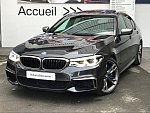 BMW SERIE 5 G30 Berline M550i xDrive 530 ch berline Gris