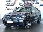 BMW X6 G06 M50i break Noir