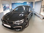 BMW SERIE 7 G12 LCI M760 Li xDrive Exclusive berline Noir occasion