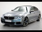 BMW SERIE 5 G30 Berline M550i xDrive 462 ch berline Gris