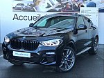 BMW X4 F26 M40i 354 ch break Noir occasion