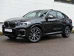 BMW X4 F26 M40i 354 ch break Gris
