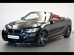 BMW SERIE 2 F23 Cabriolet M240i xDrive 340 ch cabriolet Noir occasion