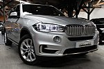 BMW X5 F15 xDrive40e 313 ch EXCLUSIVE SUV Gris clair