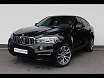 BMW X6 F16 M50d break Noir occasion