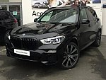 BMW X5 G05 M50d xDrive break Noir