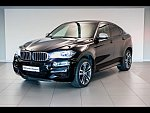 BMW X6 F16 M50d break Noir