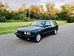 BMW SERIE 5 E34 525i 192ch Touring break Rouge