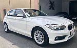 BMW SERIE 1 F20 5 portes 116d 116 ch BUSINESS berline Blanc