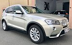 BMW X3 F25 xDrive30d 258ch LUXE SUV Gris
