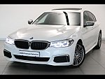 BMW SERIE 5 G30 Berline M550d xDrive 400 ch berline Blanc