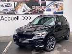 BMW X3 G01 M40i break Noir