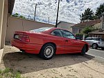 BMW SERIE 8 E31 850Ci 300 ch Pack luxe coupé Rouge