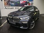 BMW X6 G06 M50d 400 ch break Gris