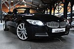 BMW Z4 E89 Roadster sDrive35i 306ch LUXE cabriolet Noir