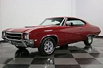 BUICK GS 400 coupé Rouge occasion - 47 320 €, 136 365 km