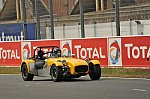 CATERHAM SEVEN HPC Opel CUP cabriolet Jaune occasion - 28 000 €, 20 000 km