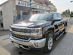 CHEVROLET SILVERADO CREW CAB LTZ pick-up