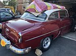 CHEVROLET 210 berline Bordeaux