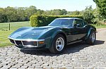 CHEVROLET CORVETTE C3 7.4 Big Block V8 (454ci) STINGRAY T-Top coupé Vert